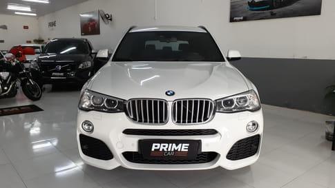 BMW X3 XDRIVE 35 I 306 CV