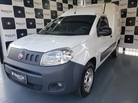FIAT FIORINO HARD WORKING E