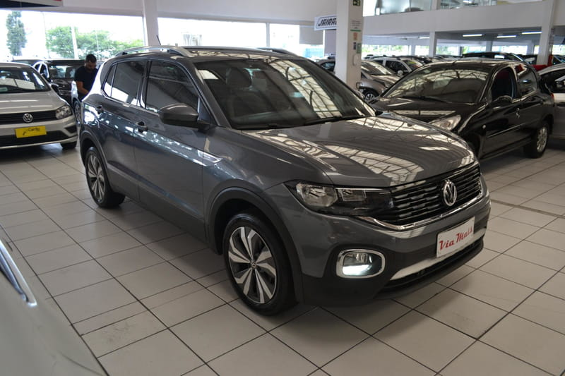 VOLKSWAGEN T-CROSS 250 TSI HIGHLINE AUT