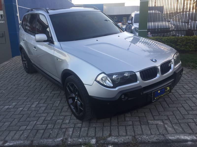 BMW X3 FAMILY 4X4 3.0 4P