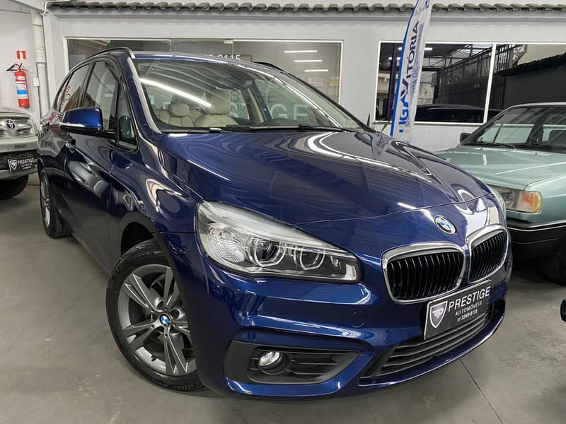 BMW 220ITOURER ACTIVE FLEX 2.0 TB AUT.