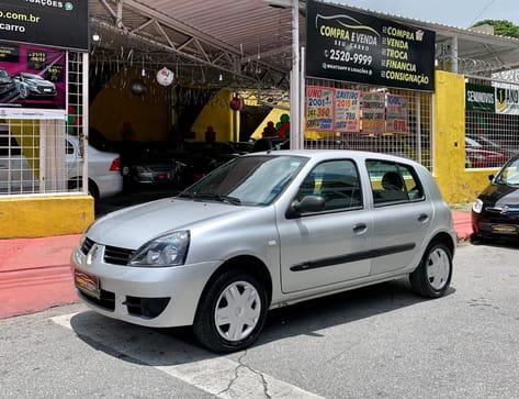 RENAULT CLIO HATCH 1.0 16v 4P