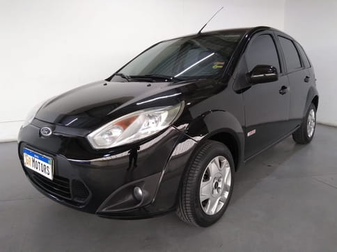 FORD FIESTA 1.6 8V FLEX 4P MANUAL