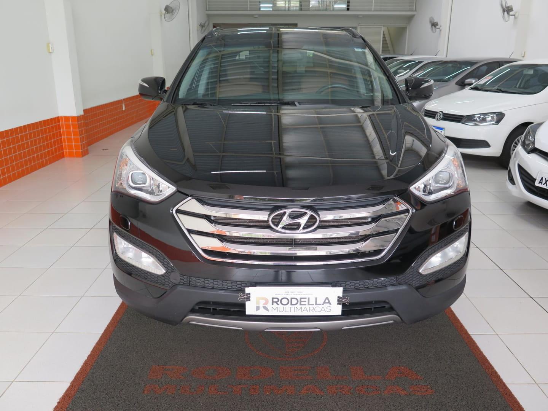 HYUNDAI SANTA FÉ 3.3 MPFI 4X4 7 LUGARES V6 270CV GASOLINA 4P AUT