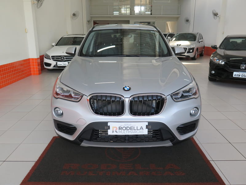 BMW X1 2.0 SDRIVE 20I ACTIVE FLEX AUT