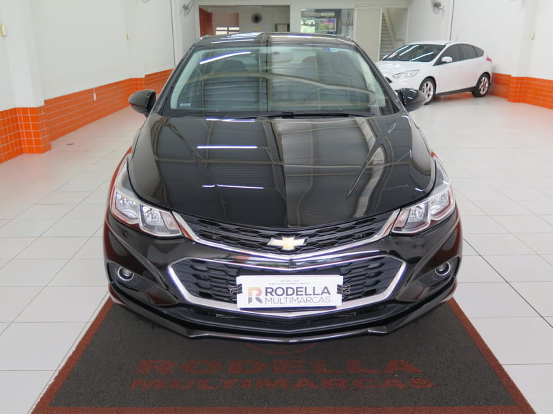 CHEVROLET CRUZE LT 1.4 16V Turbo Flex 4p Aut