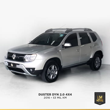 RENAULT DUSTER 20 D 4X4