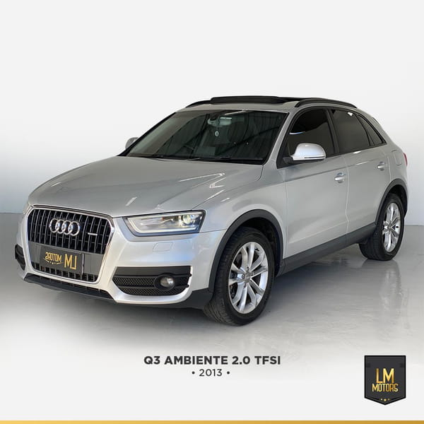 AUDI AUDI Q3 2.0 TFSI AMBIENTE QUAT. 170CV S-TRONIC