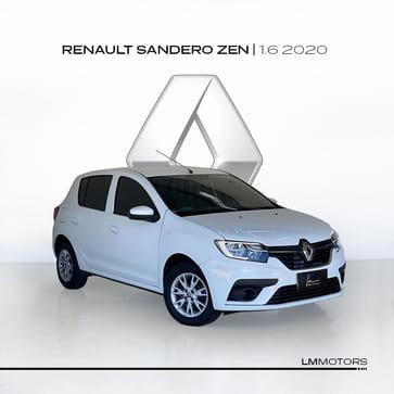 RENAULT SANDERO ZEN 1.6 MANUAL