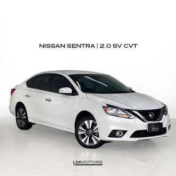 NISSAN SENTRA 2.0 SV CVT