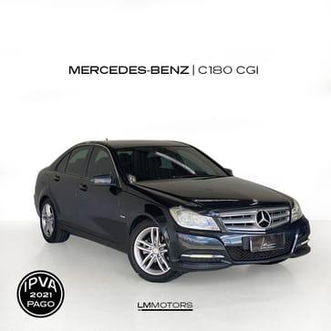MERCEDES-BENZ C180 CGI