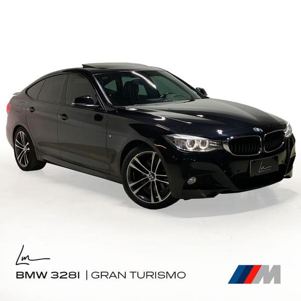 BMW 328I GRAN TURISMO