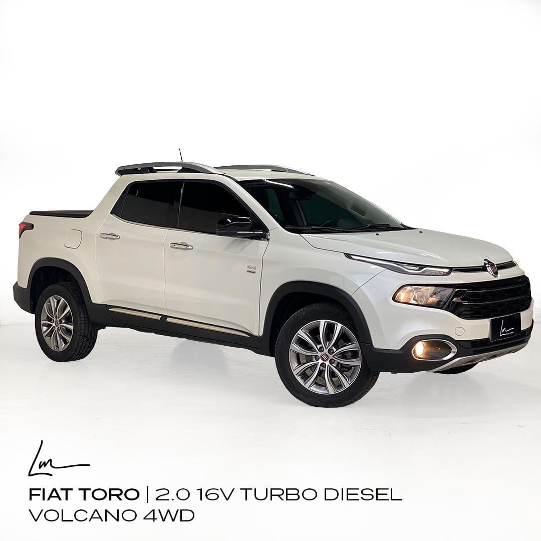 FIAT TORO 2.0 16V TURBO DIESEL VOLCANO 4WD