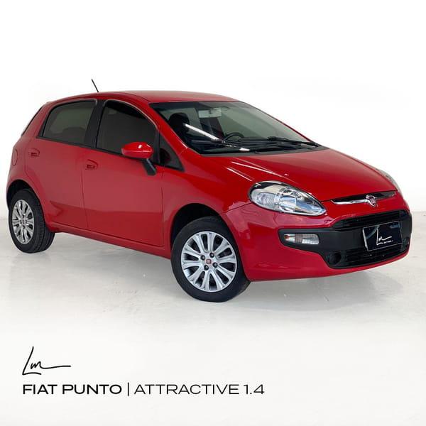 FIAT PUNTO ATTRACTIVE 1.4 FLEX