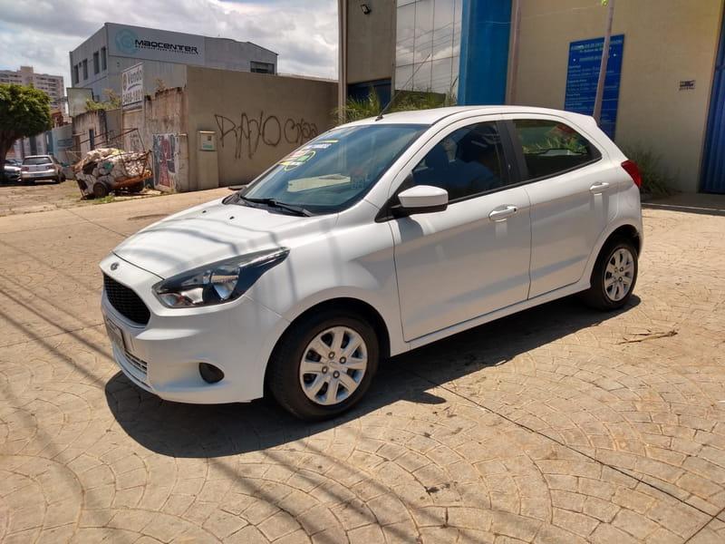 Ford Ka 1 5 Se 16v Flex 4p Manual 2016 2017 Flex Em Brasilia Kr