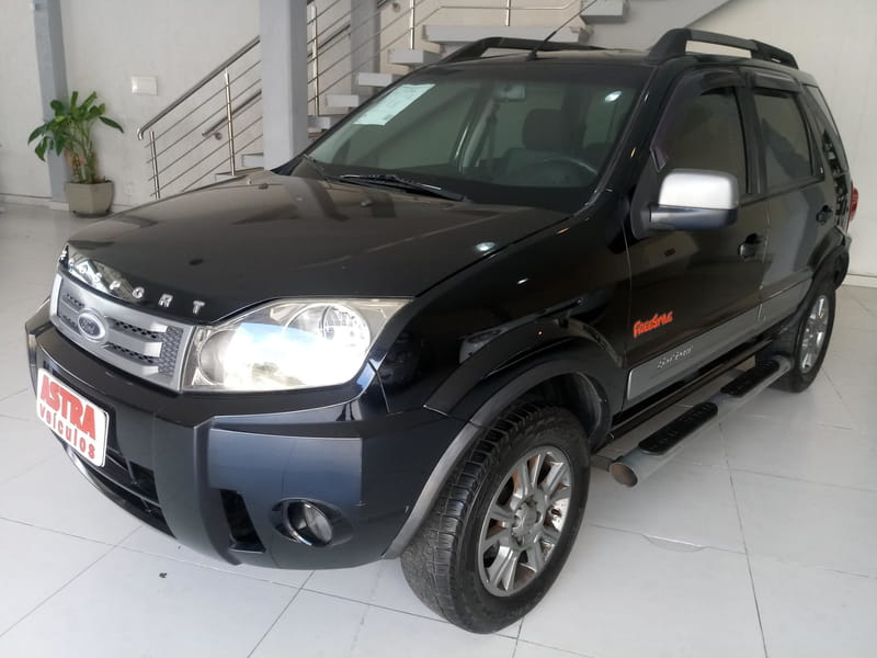 FORD ECOSPORT XLT FREESTYLE 1.6 8v(Flex) 4P