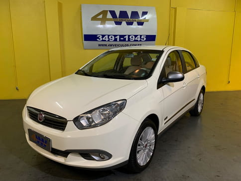 FIAT Grand Siena Essence Sublime dualogic 1.6