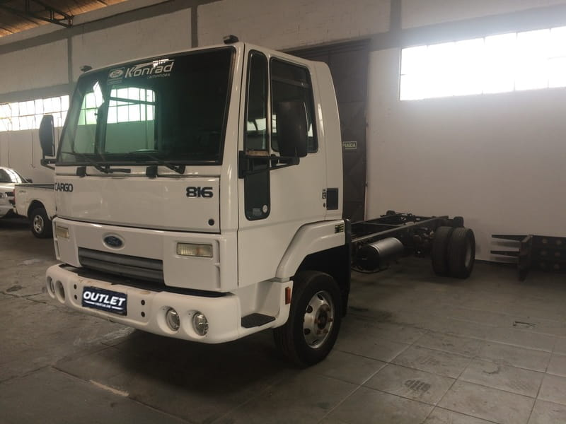 FORD CARGO 816 S