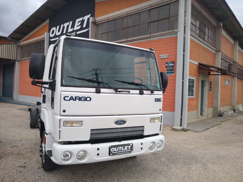 FORD CARGO 816S