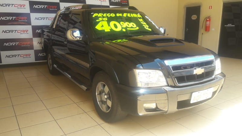 CHEVROLET S10 EXECUTIVE 2.4 FLEX CD