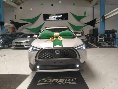 TOYOTA Corolla Cross XRX 1.8 16V Aut.(Híbrido)