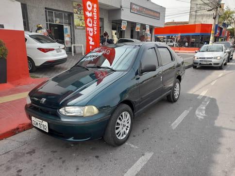 FIAT SIENA EL 1.6mpi 16V 4P