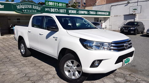 TOYOTA HILUX 2.7 CD SR 4X2 FLEX