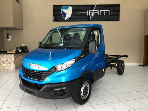 IVECO DAILY CHASSI(Curto) 35.10