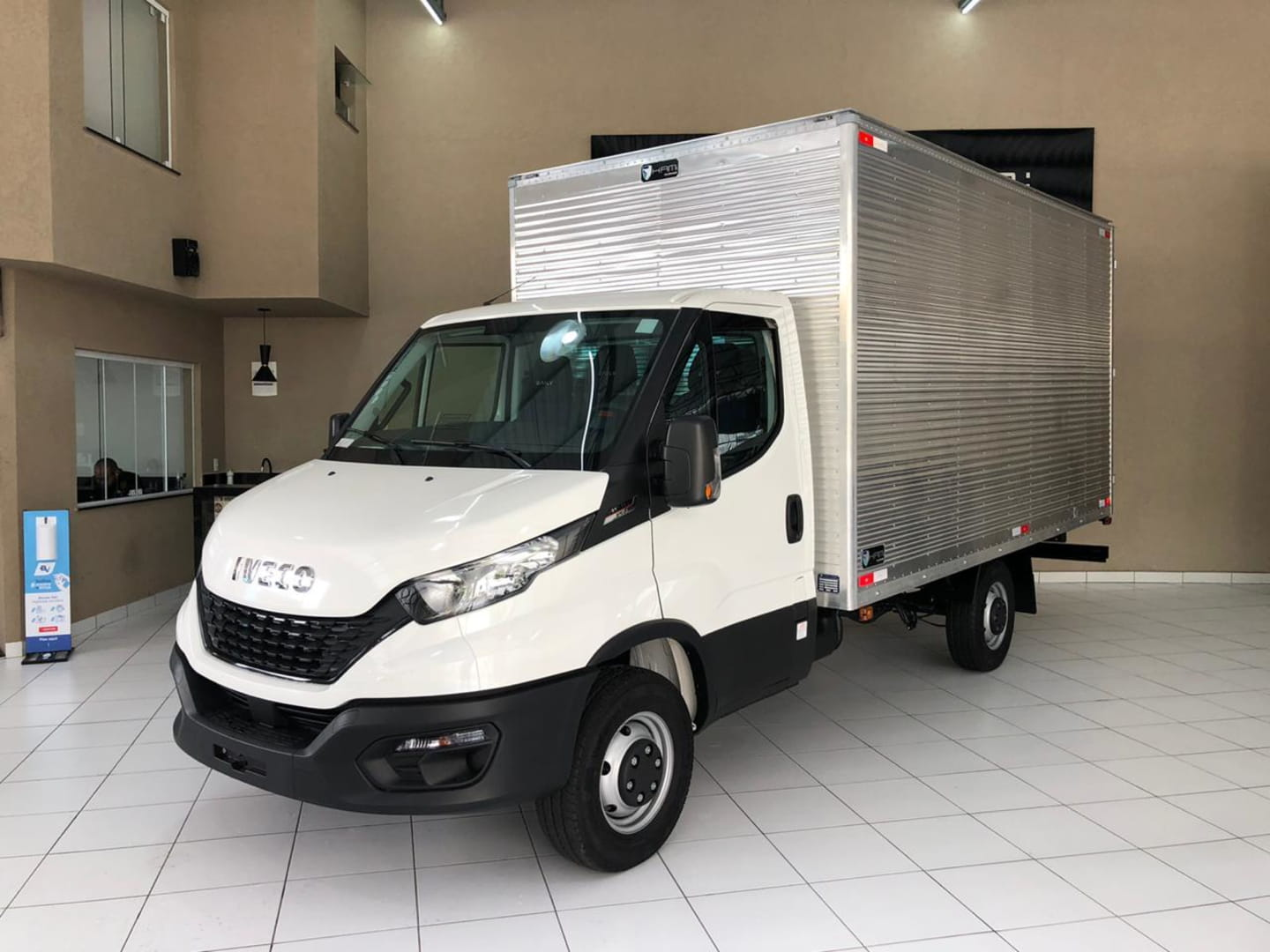 IVECO DAILY CHASSI(C.Dupla) 35.10