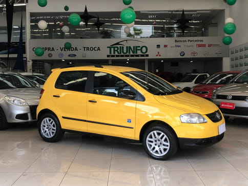 VOLKSWAGEN FOX ROUTE 1.6 MI TOTAL FLEX 8V 5P