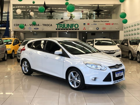 FORD FOCUS SE AT 2.0 HB