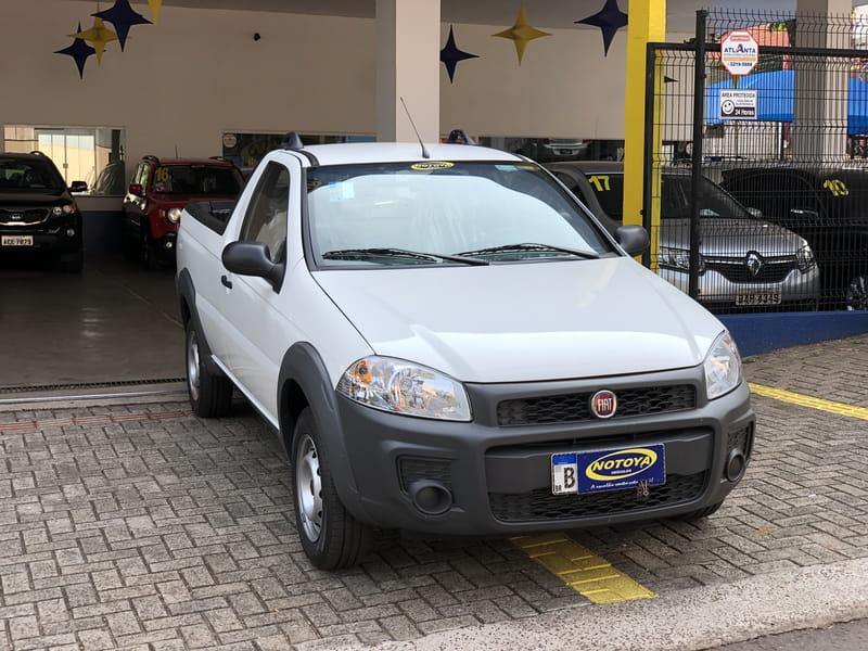 FIAT STRADA HARD WORKING CC