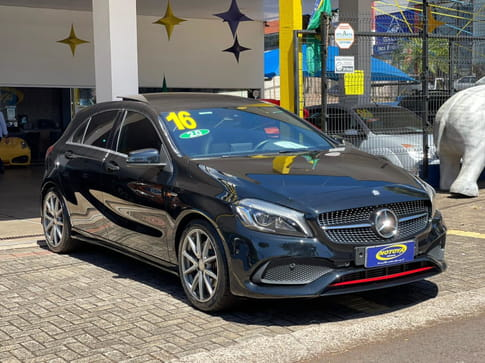 MERCEDES-BENZ A250TURBOSPORT