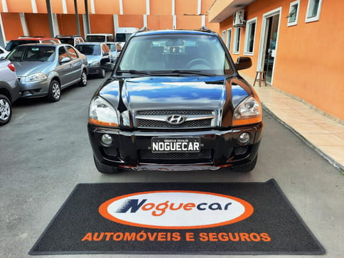 HYUNDAI TUCSON GLS 4X2 2WD 2.0 MPFI 16V 143CV AUT.