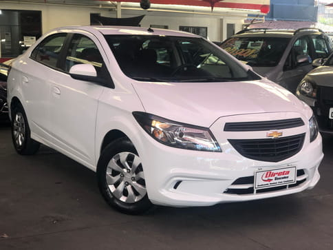 CHEVROLET PRISMA JOY 1.0 8V (FLEXPOWER)  4P