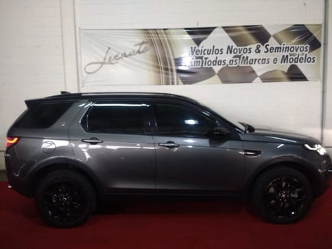 LAND ROVER  DISCOVERY SPORT 2.0 16V D240 BITURBO DIESEL HSE 4P AUTOMÁTICO