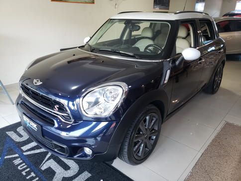 MINI COOPER S COUNTRYMAN 1.6 184 CV