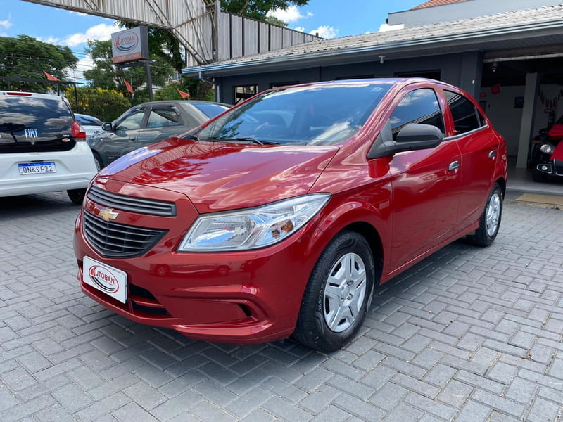 CHEVROLET ONIX 1.0 JOY 8V FLEX 4P MANUAL