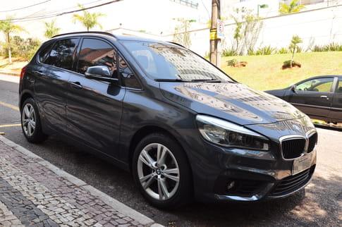 BMW 220I 2.0 CAT GP 16V TURBO ACTIVEFLEX 4P AUT