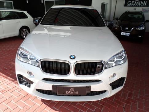 BMW X6 M 4.4 4x4 V8 32V Bi-Turbo Automatica