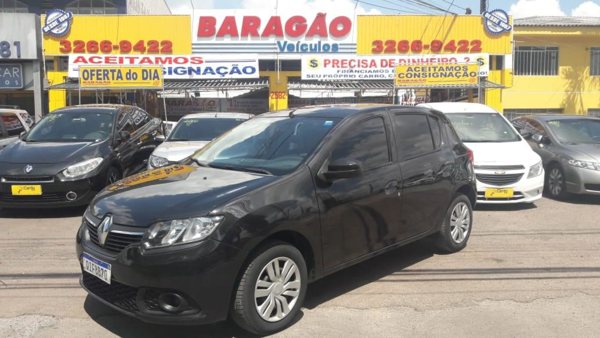 RENAULT SANDERO EXP 1.6