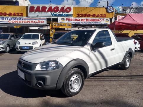 FIAT STRADA WK CC E
