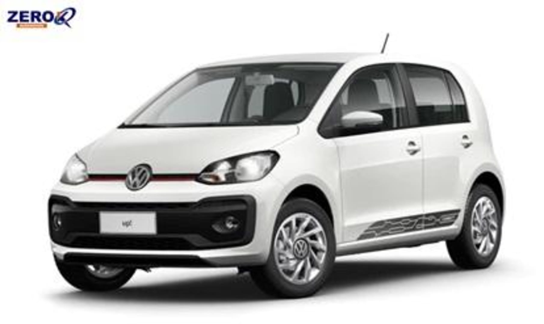 VOLKSWAGEN UP CONNECT 1.0 TSI TOTAL FLEX 12V 5P