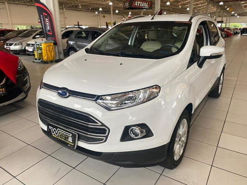 FORD ECOSPORT TITANIUM AT