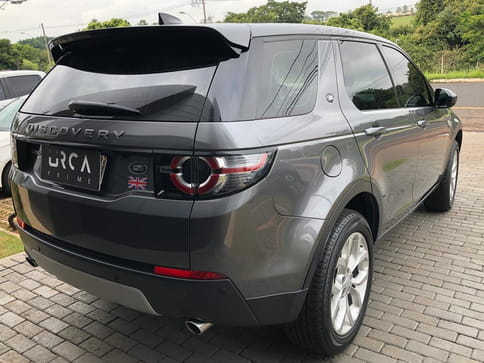 LAND ROVER DISCOVERY SPORT HSE 2.0 4X4 TURBO DIESEL AUT