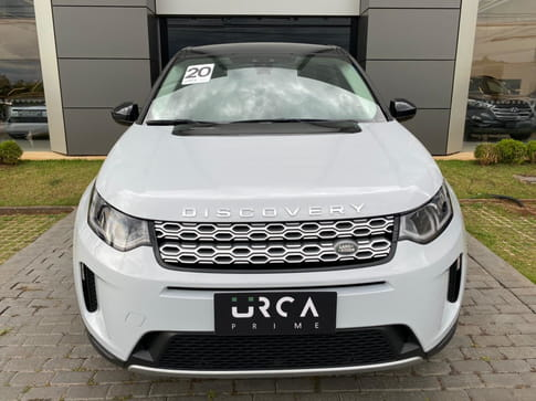 LAND ROVER DISCOVERY SPORT S 2.0 4x4 Diesel Aut.