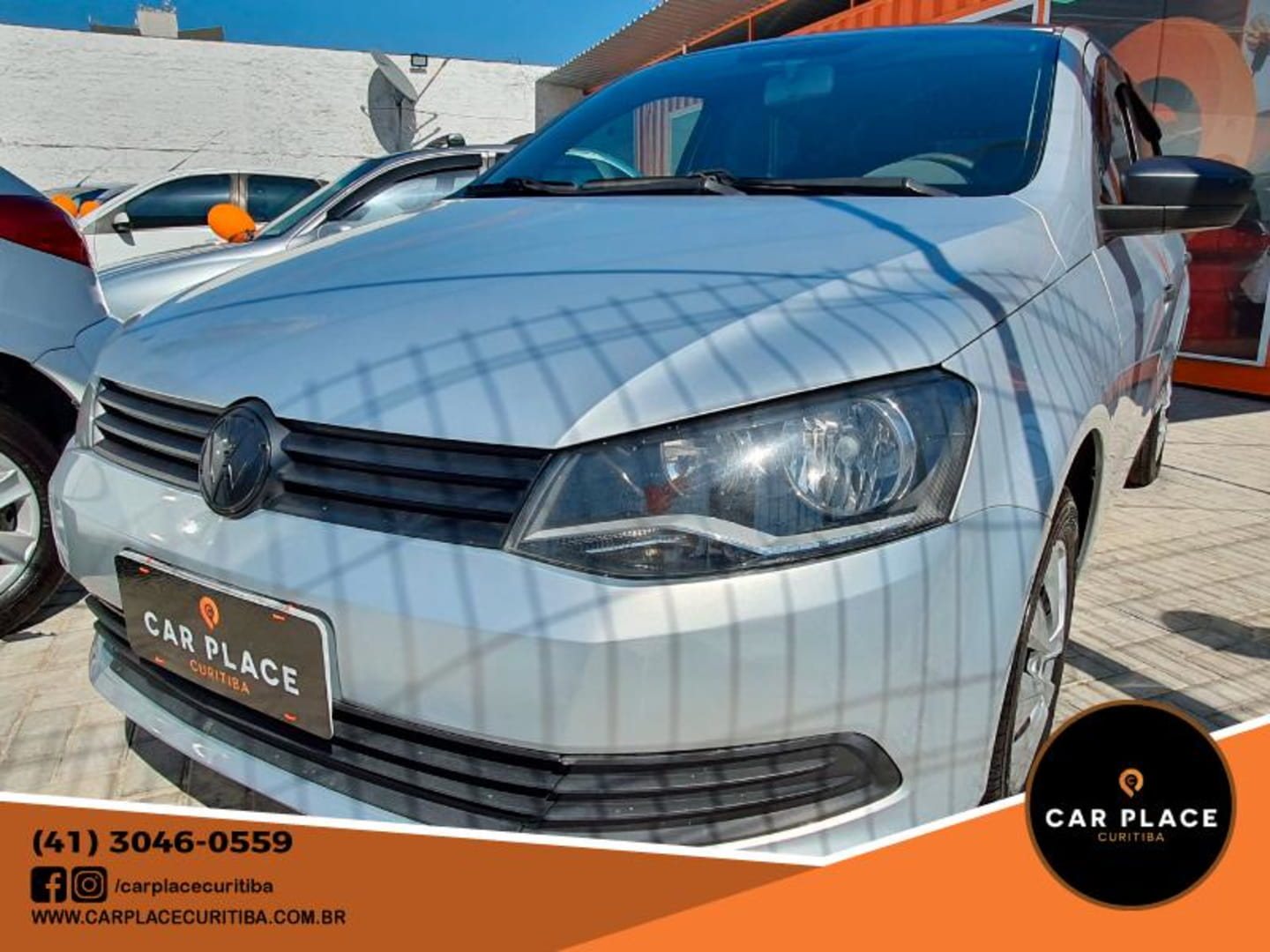 VOLKSWAGEN GOL CITY MC S
