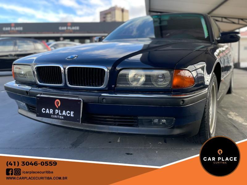 BMW 740ia 4.4 32v 4P
