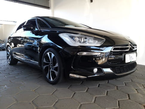 CITROEN DS5 1.6 TURBO 16V AUT.