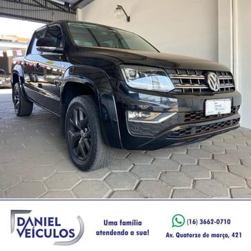 VOLKSWAGEN AMAROK V6 HIGHLINE CABINE DUPLA AT 4X4